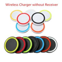 Wholesale Blackberry Boards - New Charging board transmitter Wireless Charger Phone Charger without Receiver output DC 5V 2A 5W for Apple Samsung iPhone Ipad chargers