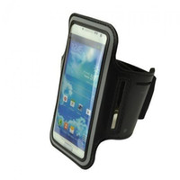 Para Samsung Galaxy S3 i9300 Outdoor Run Sport Braço de corrida Bracelete de ginástica Correia de pulso Tune Belt Holder Phone Case Cover