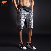 High-quality 2017 Summer Men's Basketball Shorts Digital Print Camo Quick-dry Sport Shorts Men Breathable Plus Size S-2XL