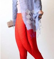 Wholesale Harem Pants For Womens - Fried chicken pants 2017 Europe foreign trade large size women's pants loose fashion elastic band Harlan pants S-XXXL dresses for womens