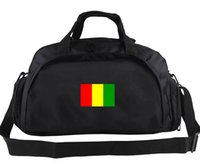 sports garment football - Guinea duffel bag Quality casual tote Garment gym backpack Football luggage Sport shoulder duffle Outdoor sling pack