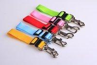 Wholesale Vehicle Fabric - Adjustable Pet Dog Cat Safety Leads Car Vehicle Seat Belt Harness Seatbelt, Made from Nylon Fabric