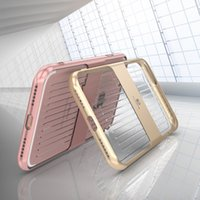 Wholesale Iphone Wholesalers Ca - FLOVEME-0014 Phone Cases For iPhone 6 Case 6S   Plus Fashion Travel Suitcase Hybrid Stripe Cover For Apple iPhone 7 7 Plus Coque Ca