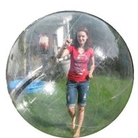 Wholesale Inflatable Pool Walking Balls - Free Delivery Longer Lifespan PVC 1.0mm 7 Feet Waterball Walking Balls Water Zorb for Inflatable Pool Games Dia 5ft 7ft 8ft 10ft