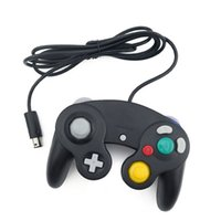 Wholesale New Pieces Wired Game Controller Pad Joystick for Nintendo for GameCube for Wii Console