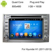 "Wholesale Car Multimedia 3g Tv - 6.2"" Hyundai H1 2011 2012 in-dash Android Car DVD Player with GPS navigation TV BT 3G WIFI DVR,Audio Radio Stereo,Car PC multimedia headunit"