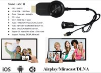 Wholesale Usb For Ipads - 2017 the most popular Ezcast airplay dlna stick A3C II for phones ipads iphones tablets computers project to transmit videos audios pictures
