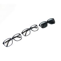 Wholesale Flat Safety Glass - PC Anti-UV Glasses Electric Welders Dedicated Protection Flat Goggle Welding Gray Anti-glare Glasses Labor Eye Protection Supplies