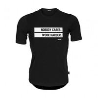 одежда для евро оптовых-Мужская рубашка balr футболки с круглым длинный задний тройник рубашка мужской топы хлопок марка одежды фитнес футболки размер евро balred футболка