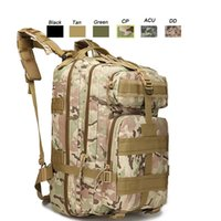 Oudoor imperméable Tactical Pack / Sac / Sac à dos / Sac à dos / Assault Combat Camouflage Tactical Camo Enhanced 3P Backpack SO11-002