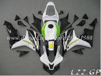 Injection fairings+tank for HONDA CBR600RR 07-08 CBR600RR F5 2007-2008 CBR600 RR 2007 2008 F5 fairing sets #k30d8 white black green