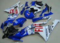 Wholesale R6 Fairing Kit Fiat - New style Injection ABS bike Fairing Kits for YZF600 R6 2008-2014 YZF-R6 2008 2009 2010 2011 2012 2013 2014 R6 08-14 YZF R6 blue red FIAT