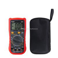 Wholesale Digital Multimeter Automatic - Digital Automatic Range Power LCD 9805 Multimeter Voltmeter Ammeter Ohmmeter OHM Capacitance Tester E00665 OST