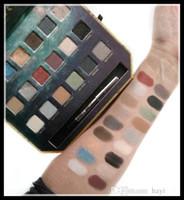 Wholesale Pirates Makeup - Popular Lorac PIRATES eye shadow palette 18 colors Cosmetics Pirates makeup palette with eyeliner pencil