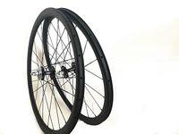 roda de pista de 88mm venda por atacado-Rodas de engrenagem de fibra de carbono Fixo rodas 700C rodas de corrida clincher rodas 38mm 50mm 60mm 88mm rodado de engrenagem Fixa