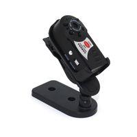 ip cams recorder оптовых-Smart WiFi P2P IP-камера ночного видения Cam наблюдения регистратор данных для Iphone Android Home Security Monitor