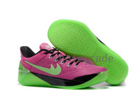 Wholesale Pvc Cans - 2017 kobe basketball shoes kobe AD womens sneaker shoes Can scan Many colors Optional sale size 36-40