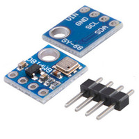 Wholesale Barometric Sensor - GY-68 BMP180 Replace BMP085 Digital Barometric Pressure Sensor Module For Arduino