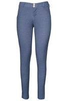 Новые Leggings Fitness New 2016 Work Out Shaping Effect Skinny Jersey Брюки Legging Jeans для женщин в пятницу