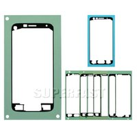 Wholesale S2 Frame - Original New Front Frame Screen Sticker Adhesive Glue For Samsung Galaxy S2 S3 S4 S5 S6 S7 Edge Note2 Note3 Note4 Note5 Note Edge A3 A5 A7