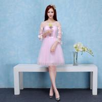 metallisches tüllkleid großhandel-Popodion Sommer violett Brautjungfer Kleider für Hochzeitsgäste afrikanischen Kleid Schwester Party plus Größe Ballkleider dhOM80012