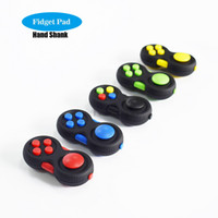 Wholesale Cube World Toys - Fidget pad The 3 Generation fidget cube New Novelty 3D the world decompression anxiety Toys vs handspinner hand spinner finger spinner