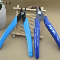 Wholesale Electronic Clamps - PLATO 170 II Wishful Clamp DIY Electronic Diagonal Pliers Side Cutting Nippers Wire Cutter Free Shipping