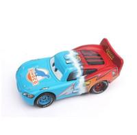 Wholesale Pixar Cars Dj - 5 Styles Pixar Cars Diecast McQueen& Francesco Dj & Star Wars Mater Alloy Metal Toy Car For Children 1:55 Cartoon Car Model