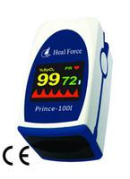 Wholesale Oximeter For Children - pediatric pulse oximeter for fingertip neonatus,infant,child OLED display safety oximeter portable pulse oximeter