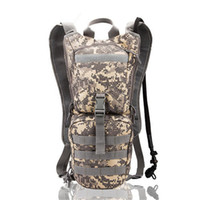 Wholesale Outdoor Sports Bicycle Hydration Pack Shoulder Bike Travel Backpack Tactical Military Cycle Hiking Water Bag L