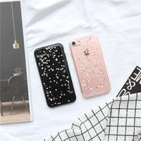 Wholesale Cover Iphone Full Glitter - 1159-2 full protection TPU soft back case for iphone6 6S plus,beautiful loving heart glitter back cover for iPhone7 & 7 plus 4.7 5.5inch