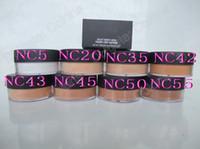 Wholesale Select Natural - Select Sheer Loose Poudre Libre Diaphane Loose Powder Foundation 8g Mini Order 10pcs