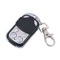 Wholesale Garage Door Cloning - New Electric Cloning Gate Garage Door Remote Control Fob 433mhz Key mando garaje distancia cochera telecomando cancello portail