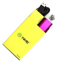 Beliebte Mini TC Box Mod 2200mah Smart 20W 30W Pioneer 510 Thread Box Mod mit LED-Bildschirm VS Cloupor T5 T6 T8 N6