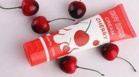 Wholesale Edible Sex Oils - HOT KISS 100ml cherry sex lubricant for oral anal sex edible grease high capacity lubrication oil for sex toys