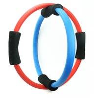 Atacado-Body Building Mulheres Yoga Exercício Pilate Anel Fitness Fitness Fitness Pilates Magic Yoga Circle Slimming Yoga Ring Tool
