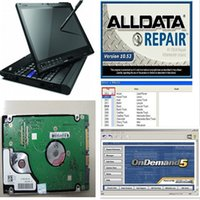 2017 alldata mitchell on demand auto reparação software 2017 todos os dados software em 1tb hdd + X200t 4g toughbook laptop pronto para usar