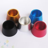 Wholesale Battery Holder Size - Mods Stand Display E Cigarette Metal Base 28MM Big Size High quality Metal Holder Fit VGOD Mods Atomizers Battery E Cig DHL Free