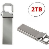 Wholesale Smartphone Usb Memory - 2TB USB Flash Drive USB Smartphone Pen Drive Micro USB Portable Storage Memory(color: 1 2 3 4)