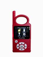ferramenta de desbloqueio de cabos venda por atacado-Atacado jmd programador chave Handy Baby 4D / 46/48 Chips V8.2.1 Programador Handy Hand-held Ferramenta chave Do Carro Do Bebê verison Espanhol