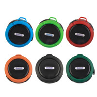 Wholesale Super Sucker - Waterproof Wireless Bluetooth Mini Speaker Portable Outdoor Music Super Bass Loudspeakers with Convenient Wall Sucker Support TF Card MP3