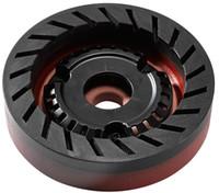 Wholesale grinding abrasive wheel - Resin Bond Grinding Disc Resin Abrasive Cup Wheel for Glass Beveling Machine Free Ship