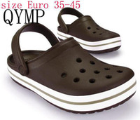 Wholesale Bath Suits - 2017 new slippers shoes Men and women ladies suit foot thick round beach bath slippers Female Free mail Beach sandals size 35-45#611