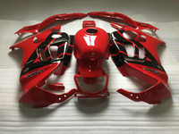 motorcycle honda cbr f3 NZ - 7 gifts!!Hot red Fairing parts for HONDA CBR600F3 95 96 CBR 600F3 CBR600 CBRF3 CBR 600 F3 1995 1996 Motorcycle Fairings kit HG66