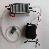 Wholesale Mini Generator Ce - Unique 5g Water and Air Ozone Purifier Parts with Optional Air Pump Silicone Tube and Air Stone + Free Shipping