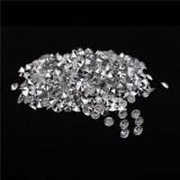 Wholesale Rhinestones Pointback - 7200pcs Bag 4mm Silver Plated Base Clear Crystal Rhinestones Strass Pointback Rhinestone For DIY Wedding Party Decor Supplies