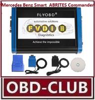 Wholesale Mercedes Fvdi - FVDI2 ABRITES Commander For Mercedes-Benz Commander Smart Maybach (V7.0) FVDI Diagnostic Scanner(V24) with Free Software