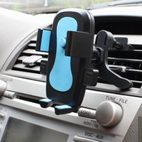 Car Mount Universal Dashboard Phone Holder Outlet Bracket Mobile Phone Stand Support For GPS