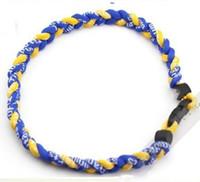 Wholesale titanium chains for men for sale - Group buy Germanium Bracelet Well Titanium Necklace Fashionable For Men And Women Travel Souvenir Wedding Employee Benefits Hand Chain xl F