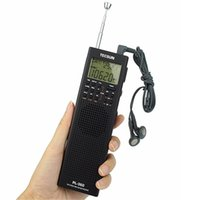Wholesale Ats Radio - Wholesale-High Quality DSP Radio Station Receiver with ETM ATS World Brand FM SW LW Stereo Radio
